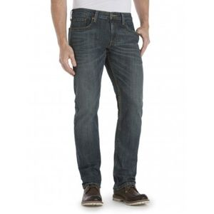 Signature by Levi Strauss Men's S51 Straight Jean
